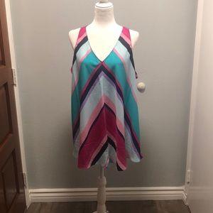 NWT Lane Bryant strapless blouse size 20